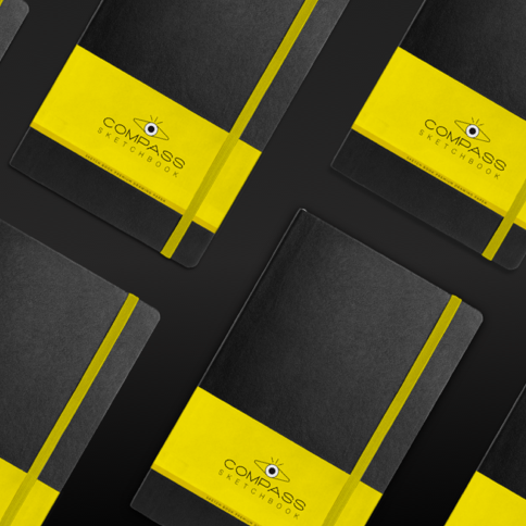 Compas-sketch-book